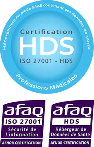 HDS certification iso27001