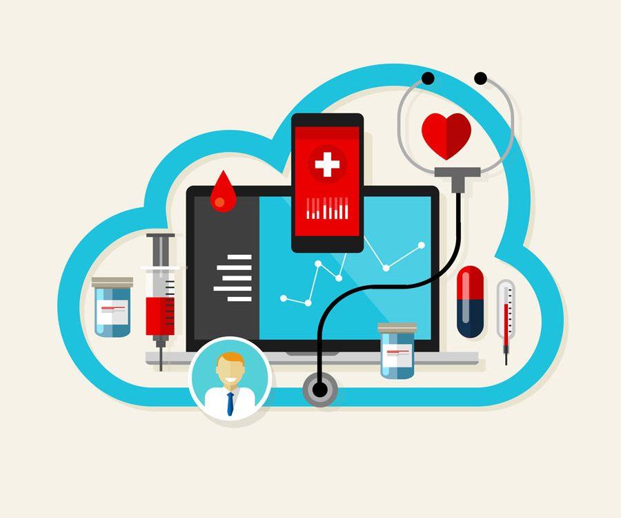 wedrop santé sur mobiles et tablettes